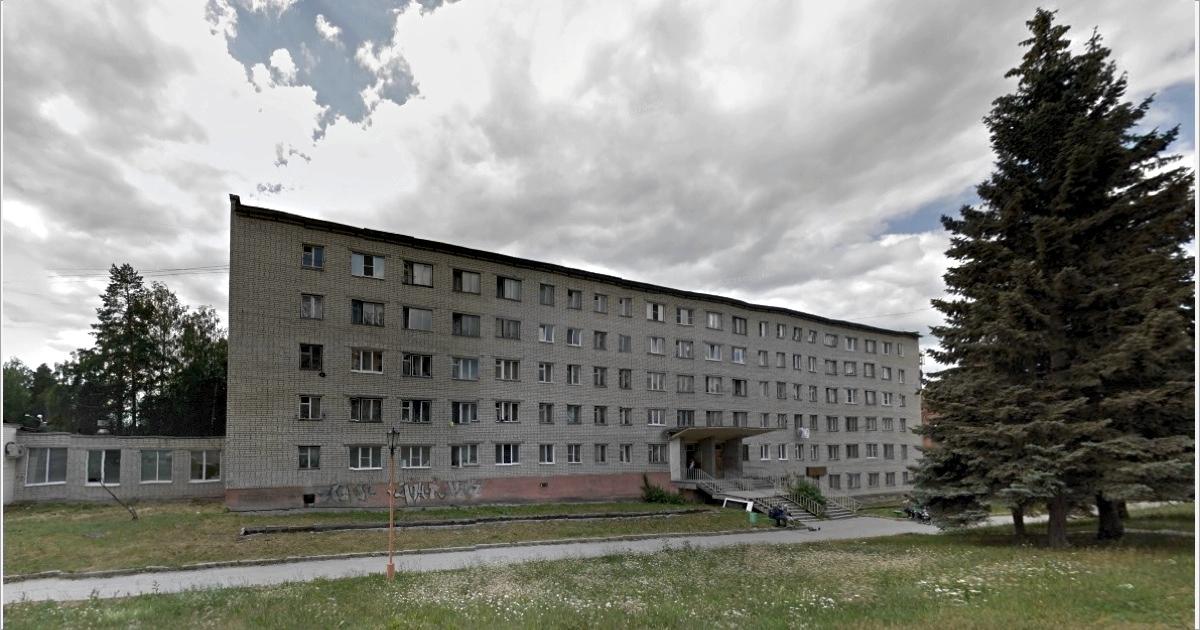 Ленина, 26-а в городе Заречном, где в ночь после карнавала произошло убийство