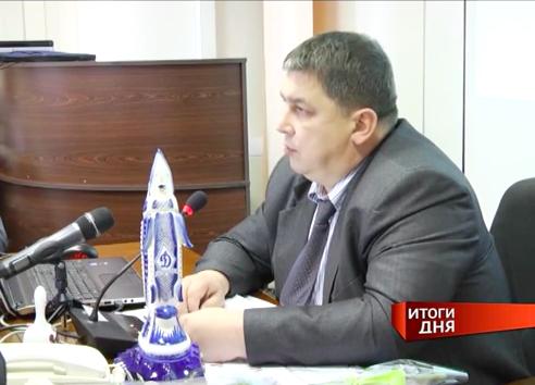 Директор Белоярской АЭС Иван Сидоров