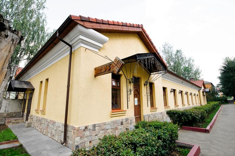 Ресторан «Клуб Е4» в городе Заречном Свердловской области