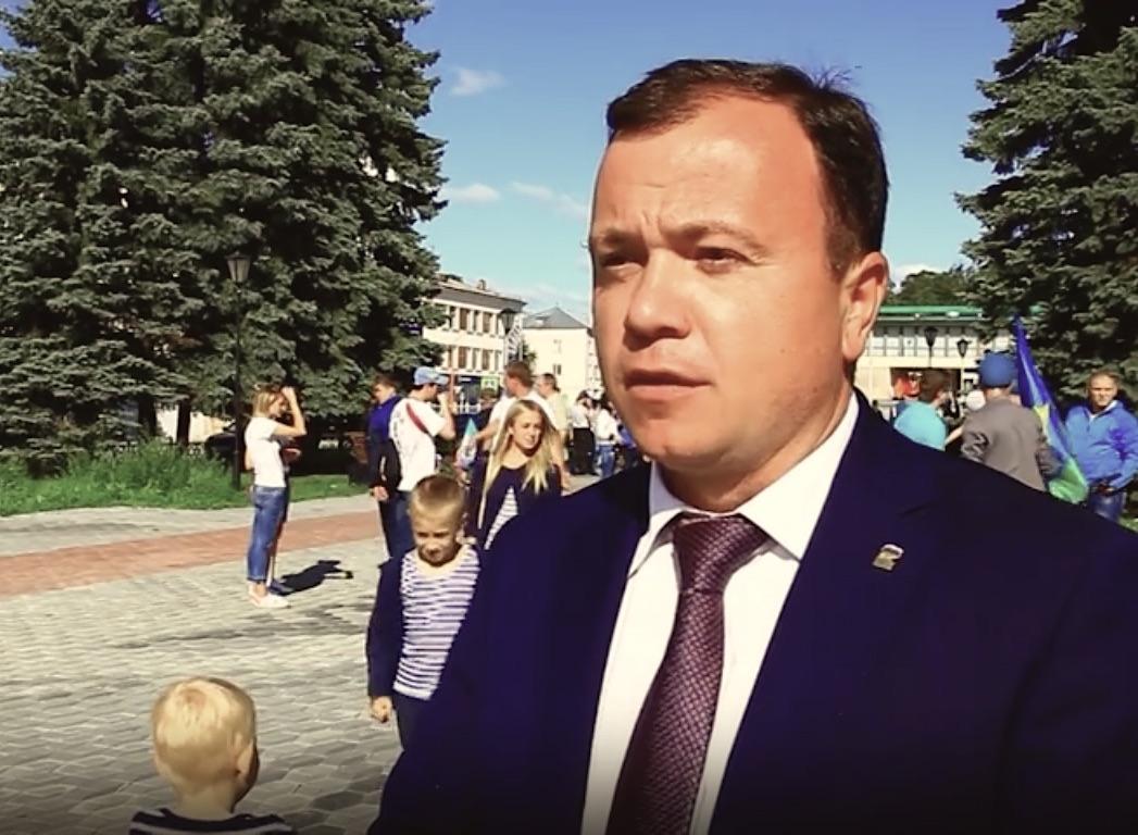 Игорь Лаврентьев, генеральный директор асбокартонной фабрики, секретарь «Единой России» в Белоярском городском округе