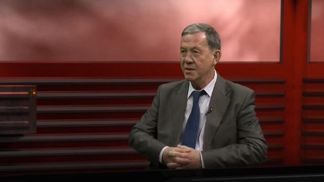 Александр Дьяков, бывший директор института реакторных материалов